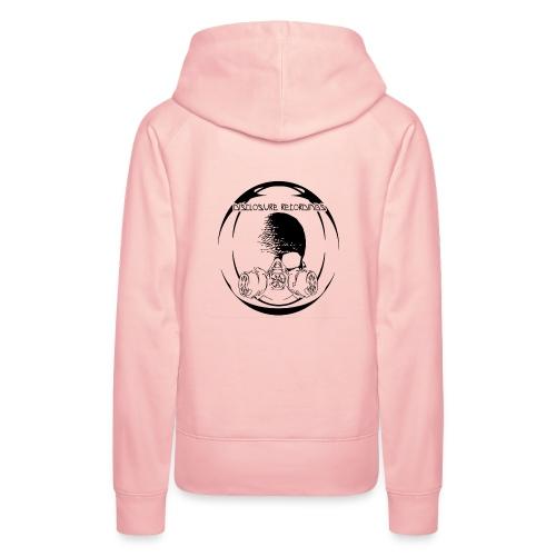 Hoodie Girl Original Invert - Women's Premium Hoodie