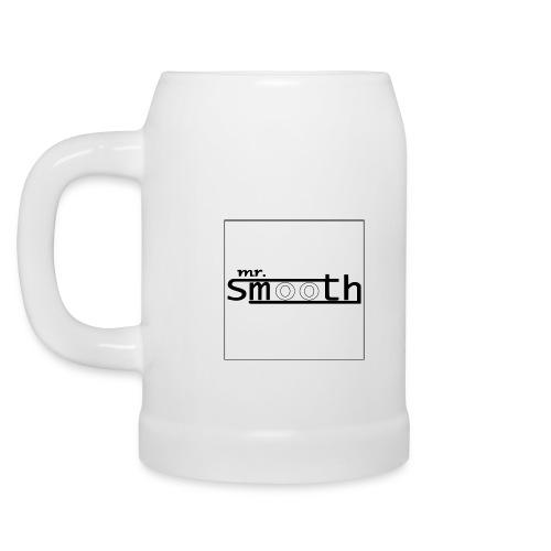 SMOOTH BEERCUP - Bierkrug