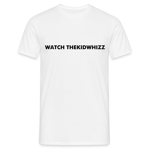 Watch TheKidWhizz - Men's T-Shirt