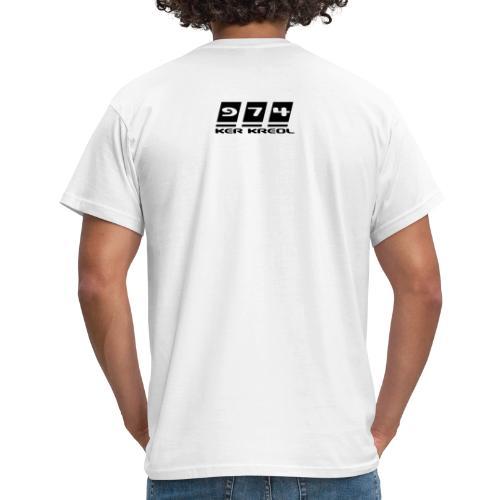 Tee shirt classique Homme 974 Ker Kreol Nation  - T-shirt Homme