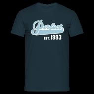 T-Shirts ~ Männer T-Shirt ~ Perfect EST. 1993 Birthday Design Geburtstag T-Shirt