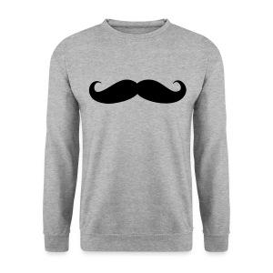 mannen snor sweater. - Mannen sweater