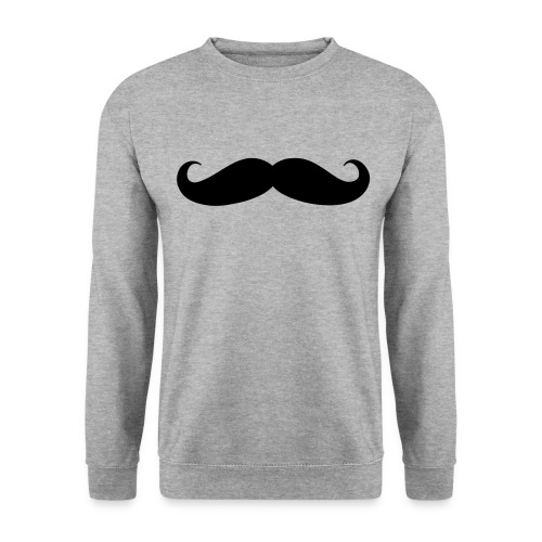 mannen snor sweater. - Mannen sweater