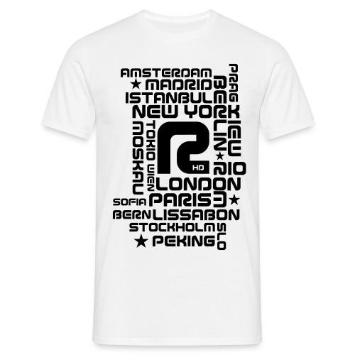 R-CITY - Männer T-Shirt