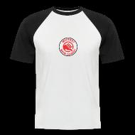 T-Shirts ~ Männer Baseball-T-Shirt ~ Artikelnummer 21828694