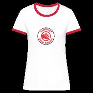 T-Shirts ~ Frauen Kontrast-T-Shirt ~ Artikelnummer 21828665