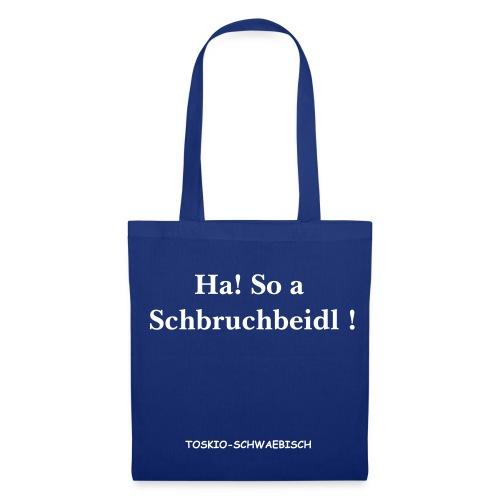 Schbruchbeidl  © by Tex Pander - Stoffbeutel