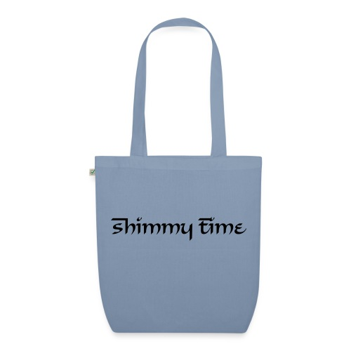 Shimmy time bag - EarthPositive Tote Bag