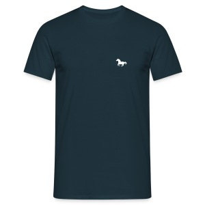 T-shirt Homme - T-shirt pour fan's de jockey et de chevaux