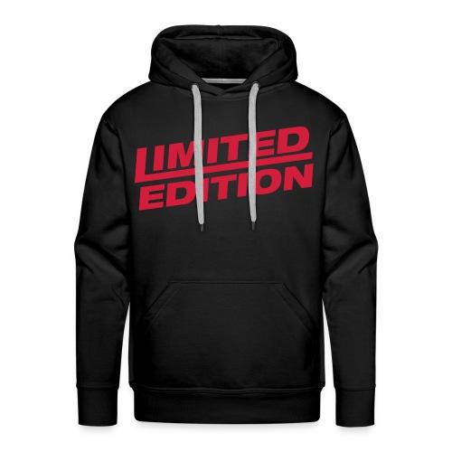 Sweatshirt Limited Edition - Sudadera con capucha premium para hombre