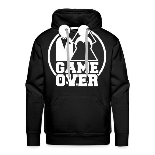 Sweatshirt GO - Sudadera con capucha premium para hombre