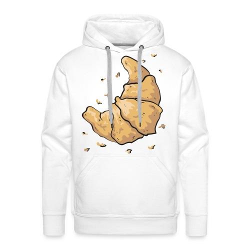 Sweatshirt Croissant - Sudadera con capucha premium para hombre