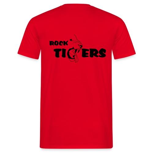 T-Shirt, Men (schwarzer Druck) - Männer T-Shirt