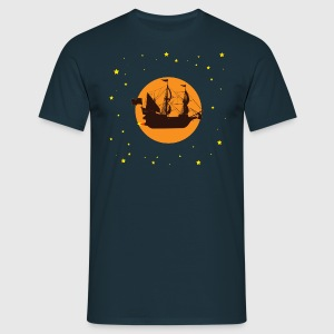 Space pirates - Men's T-Shirt