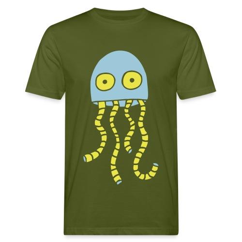 alien1 - Männer Bio-T-Shirt