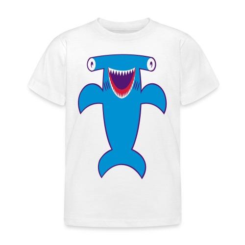 Hammer Hai Tshirt - Kinder T-Shirt