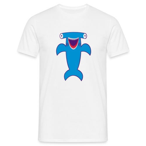 Hammer Hai Tshirt - Männer T-Shirt