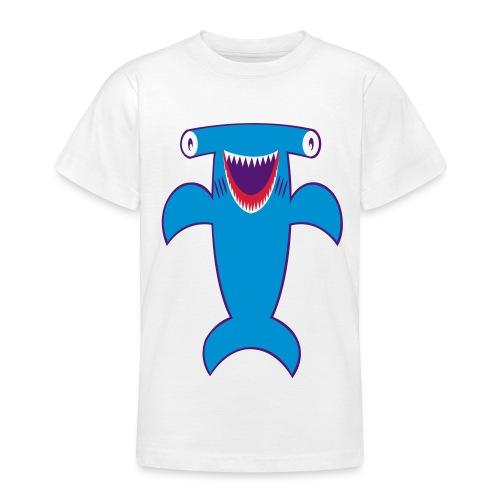 Hammer Hai Tshirt - Teenager T-Shirt