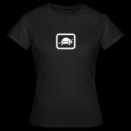 T-Shirts ~ Women's T-Shirt ~ Banoop Logo - Womens T-Shirt