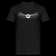 T-Shirts ~ Men's T-Shirt ~ Banoop Logo with Wings - Mens T-Shirt