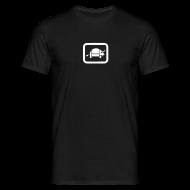 T-Shirts ~ Men's T-Shirt ~ Banoop Logo - Mens T-Shirt - Black