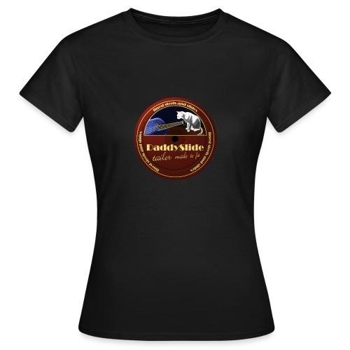 Ladie's Label Two black - Frauen T-Shirt