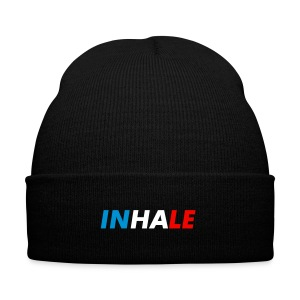 Inhale Britain Beanie - Winter Hat