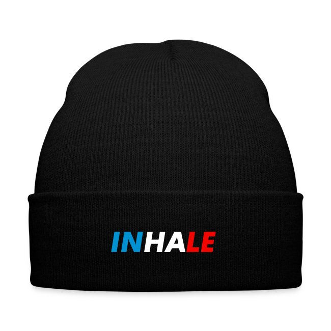 Inhale Britain Beanie