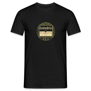 Label One black - Männer T-Shirt