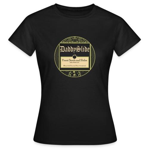 Ladie's Label One black - Frauen T-Shirt