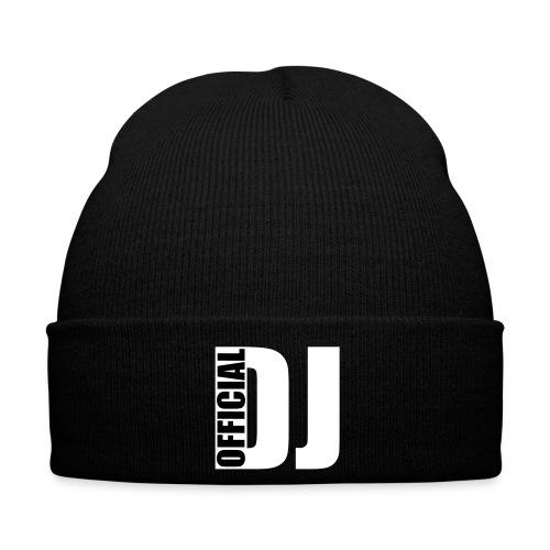 DJ mössa - Vintermössa