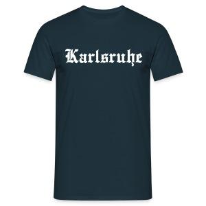 Karlsruhe, Heimat Verein Leidenschaft - Männer T-Shirt