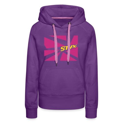 STYX 2012 ♀ - Frauen Premium Hoodie