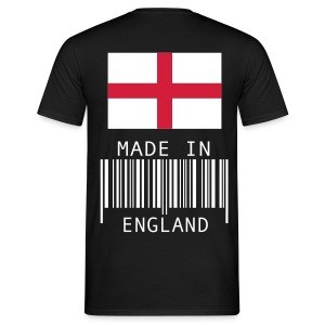 Made in England - Men's T-Shirt
