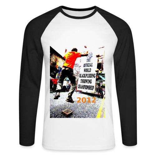Pud Jumper LS - Men's Long Sleeve Baseball T-Shirt