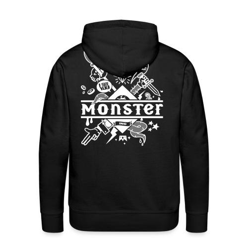 [Monster Inc] sweat - Men's Premium Hoodie