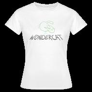 T-Shirts ~ Women's T-Shirt ~ Wonder Cat