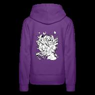 Hoodies & Sweatshirts ~ Women's Premium Hoodie ~ Action Bunnies