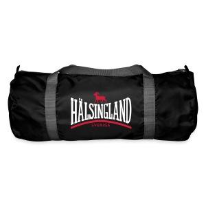 Sportväska - Bock,Hälsingland,hälsingebock,trunk,väska