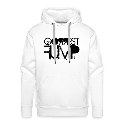 Gorrest Fump Hoodie Frontlogo - Männer Premium Hoodie