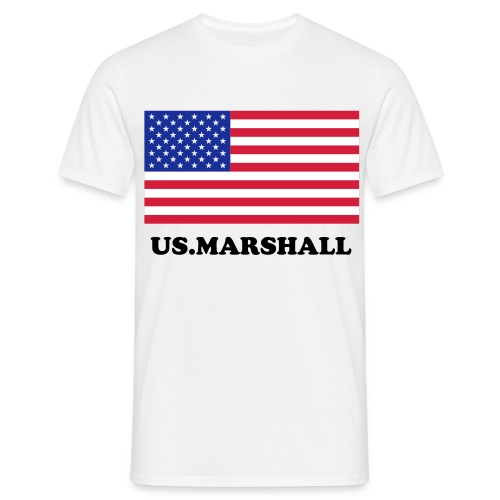 T-shirt US.MARSHALL - T-shirt Homme