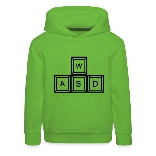Buso con capucha - AWSD - Niños - Sudadera con capucha premium niño