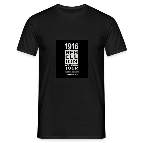 1916 Walking Tour T-shirt - Men's T-Shirt