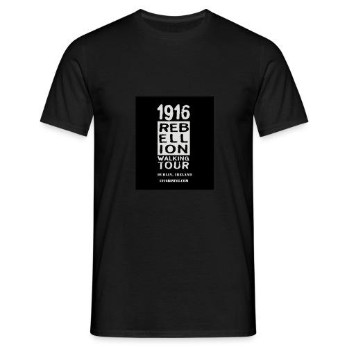 1916 Walking Tour T-shirt - Men's T-Shirt