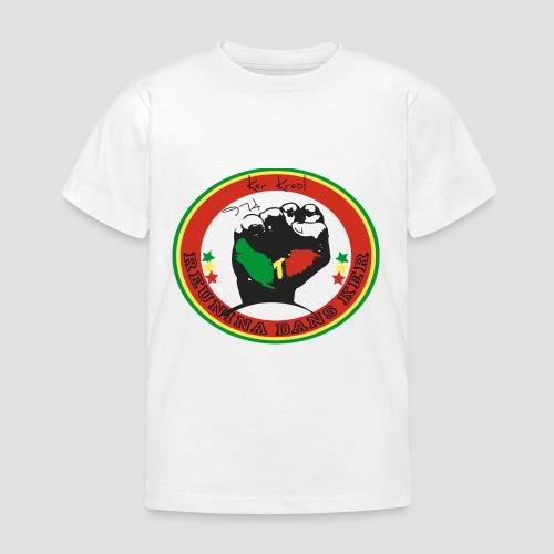 Tee shirt classique Enfant 974 Ker Kreol Nation Rasta 2013 - T-shirt Enfant