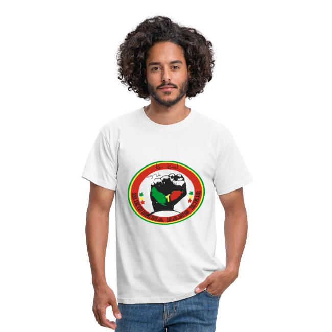 Tee shirt classique Homme 974 Ker Kreol Nation Rasta