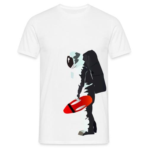 hmmm - Men's T-Shirt