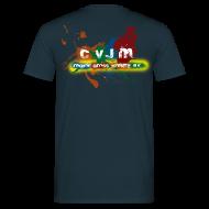 T-Shirts ~ Männer T-Shirt ~ cvjm mitarbeiter m