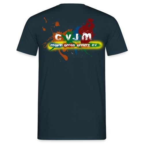 cvjm mitarbeiter m - Männer T-Shirt