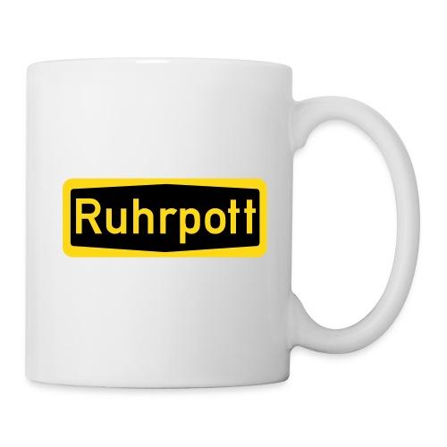 RuhrPottSchild - Tasse